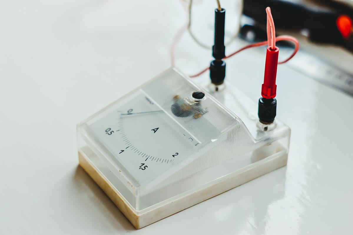 mierzenie prądu miernikiem